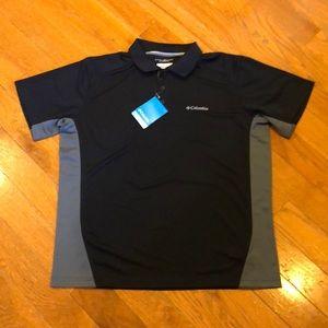 Columbia Omni-freeze polo shirt